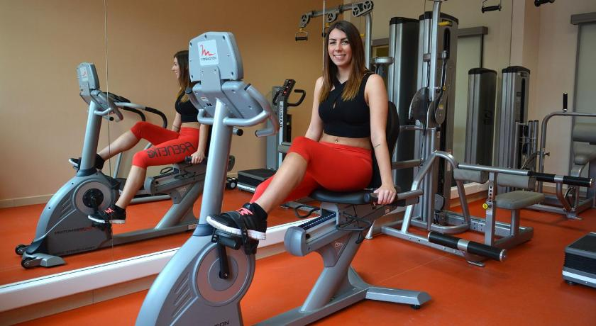Fitness center Hotel Garzon Plaza