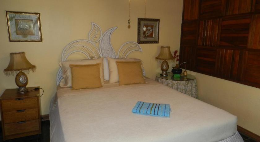Deluxe Double Room with Bath The Orchid Tree B&B Costa Rica