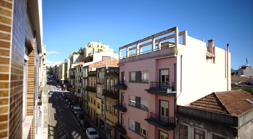 Balcony/terrace Oporto Atlantic Apartments - Boavista 484