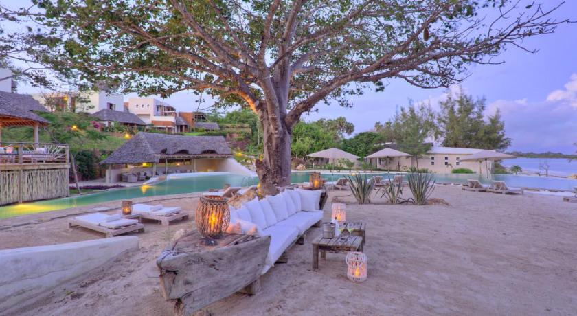 Mere om The Ocean SPA Lodge