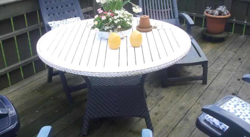 Balcony/terrace Appartement Seelücke