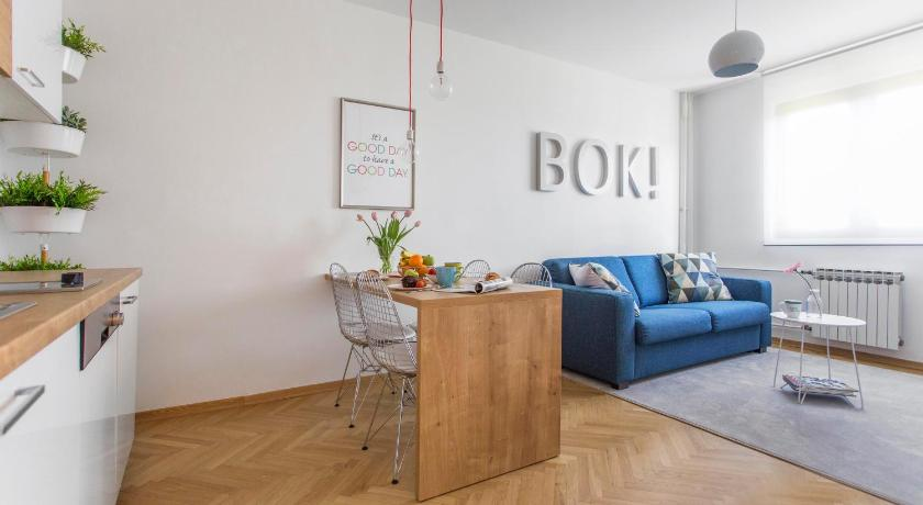 One Bedroom Apartment   Bed ZZZ Zagreb Apartments Central