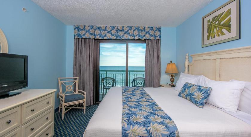 Oceanfront Three Bedroom Villa Caribbean Resort Myrtle Beach