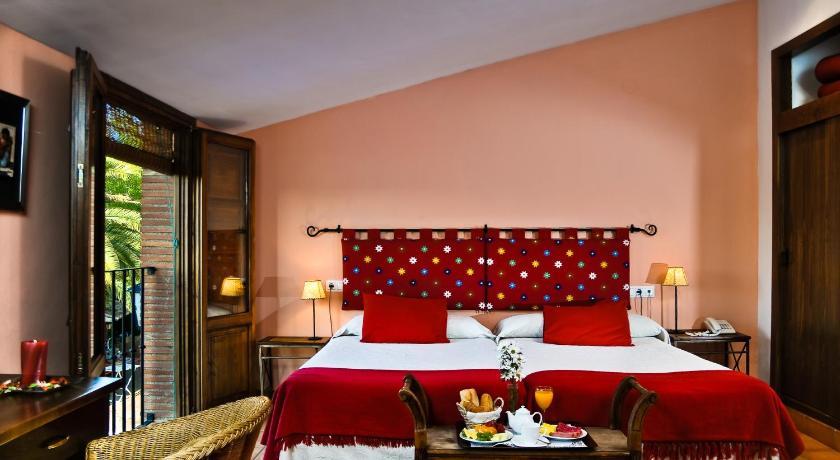 hoteles con encanto en granada  414