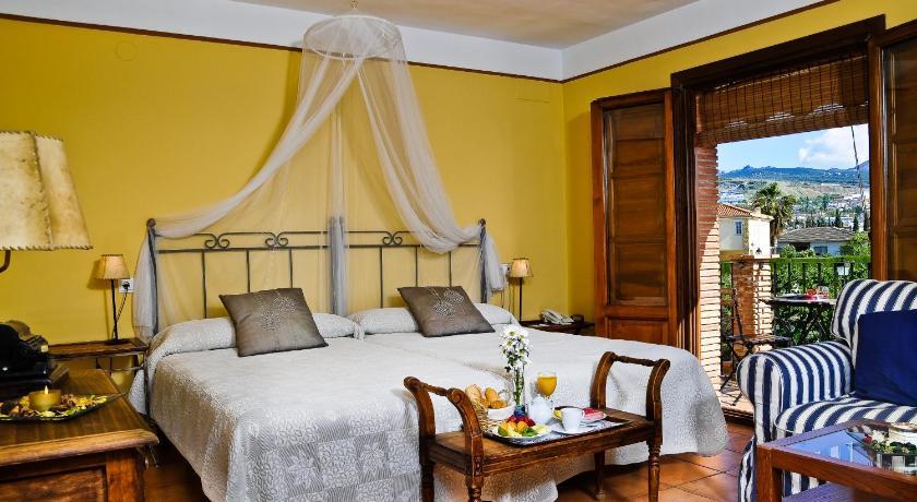 hoteles con encanto en granada  264