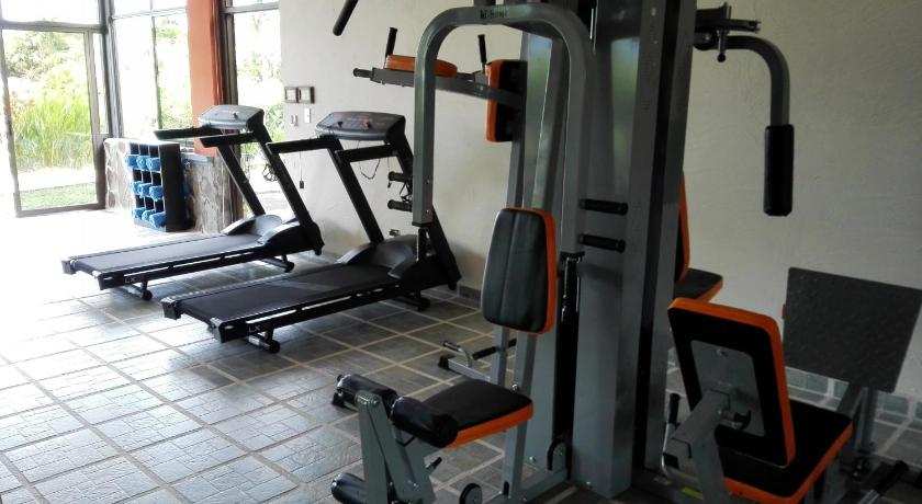 fitness centrum Hotel Arenal Springs Resort & Spa