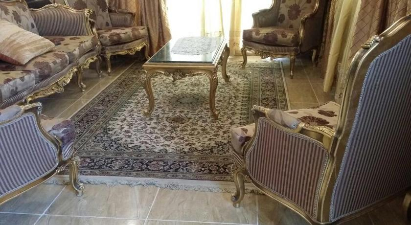 Apartment - Separate living room Two-Bedroom Apartment at Abbas El Akkad Street