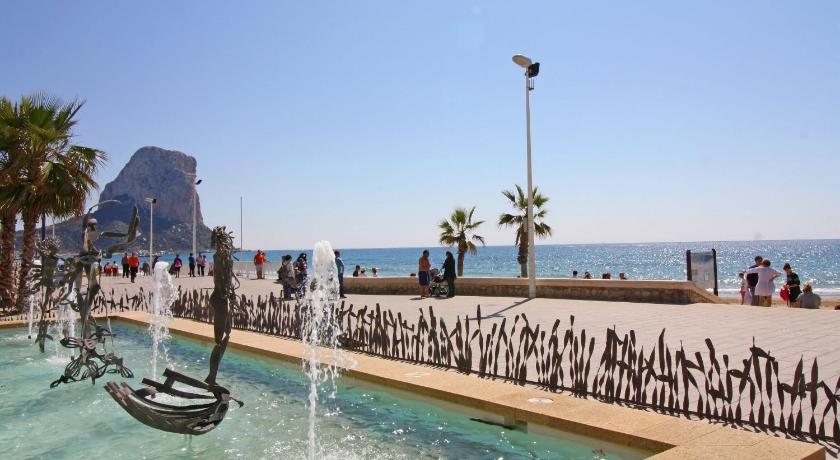 Strand Villas Costa Calpe - Alonso