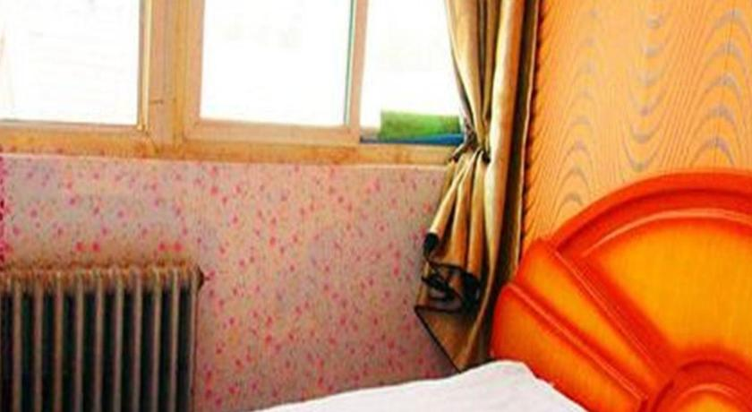 Mainland Chinese Citizens - Double Room with computer - سرير Ruiyuan Guest House
