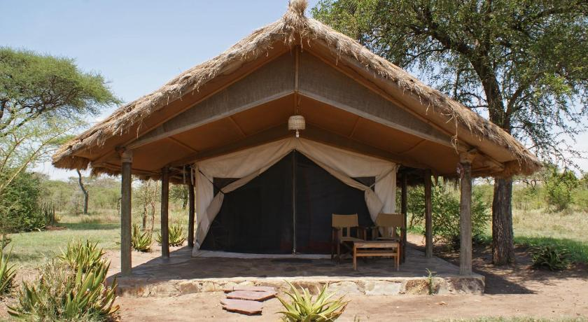 More about Ikoma Tented Camp