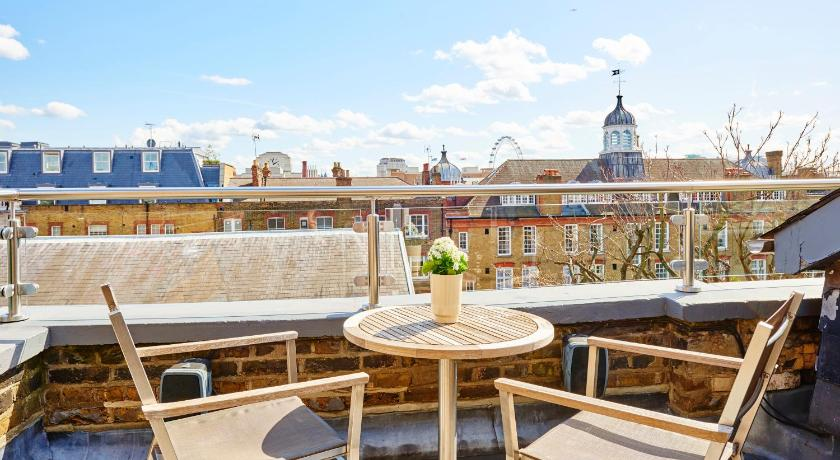 Balkon onefinestay - Covent Garden private homes