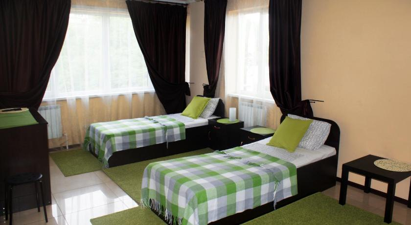 Twin Room with Private Bathroom - Guestroom Guest House Briganto
