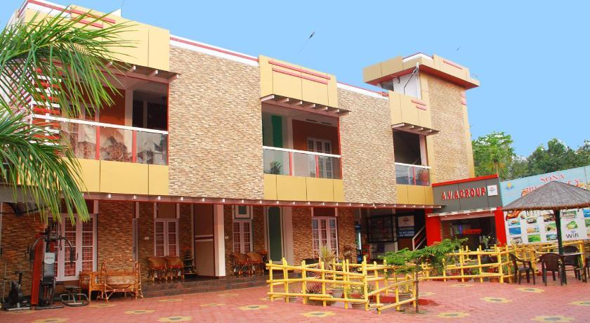 Hotels Alleppey Near Railway Station