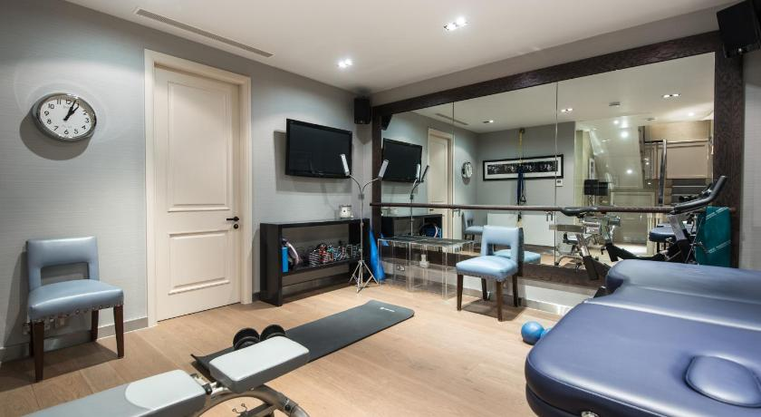 Fitnesscenter onefinestay - South Kensington private homes III