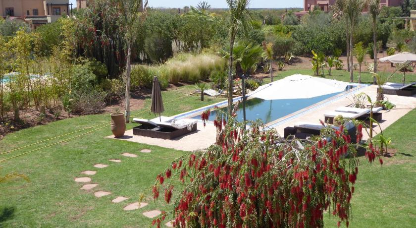 Piscina Villa Blanche - Samanah Golf Country Club