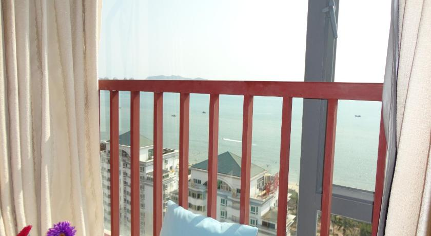 Sanya Candy Seaview Apartment