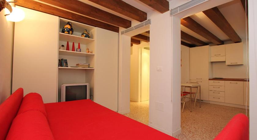 Dorsoduro Apartment mit 1 Schlafzimmer City Apartments Salute-Accademia