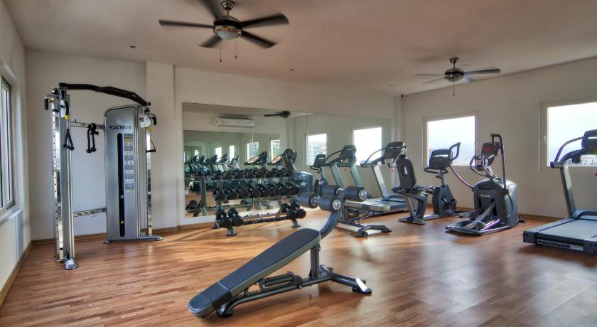 gym Luxury Condos Zenith Romantic Zone