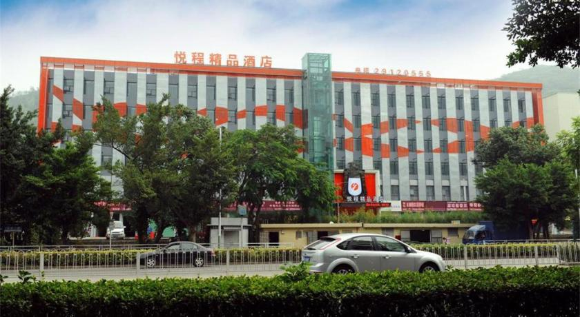 More about Yuecheng Boutique Hotel