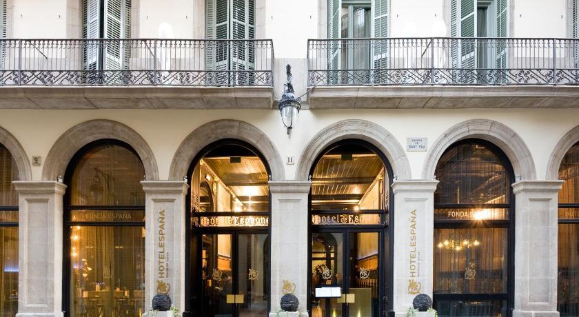 Hotel España Ramblas - Barcelona