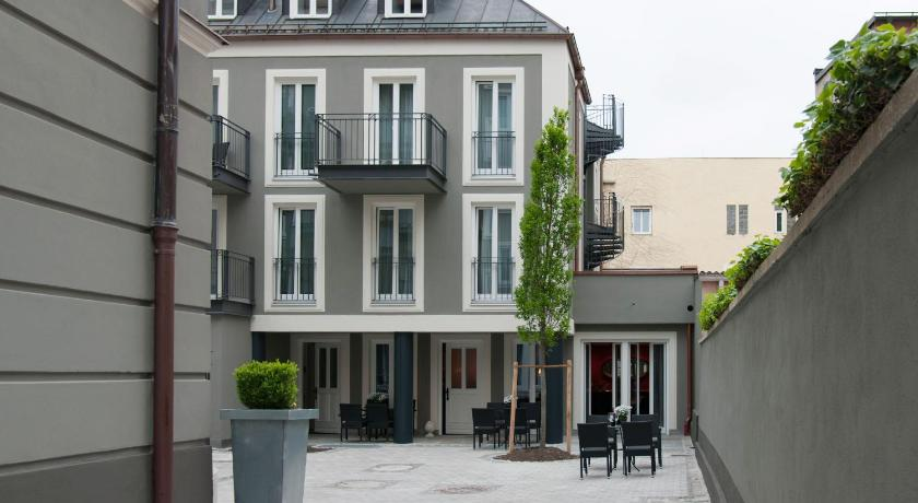 Doppelzimmer mit Balkon oder Terrasse (Double Room with Balcony or Terrace)