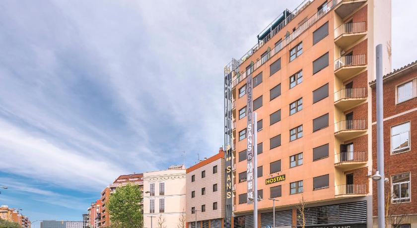 Hostal Sans - Barcelona