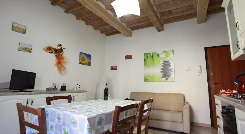Meer over Borgo Rosia Holiday House