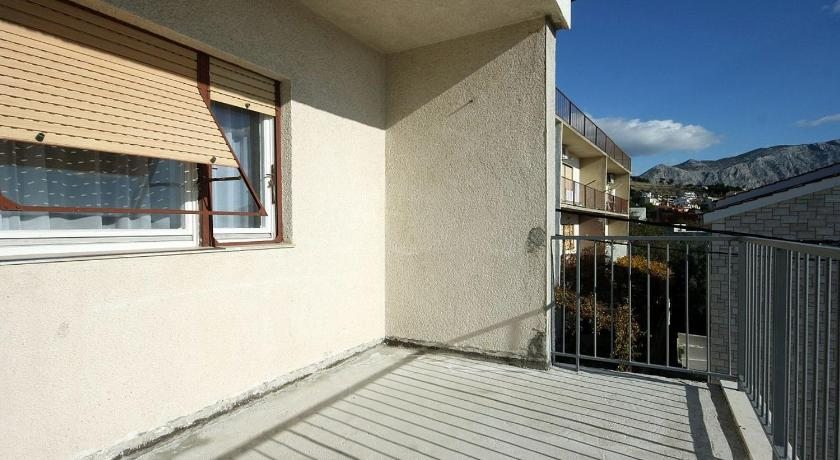 Balcony/terrace Apartment Duce 4796a