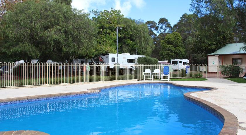Swimming pool Margaret River Tourist Park