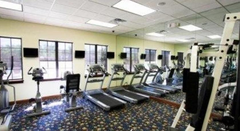 gym Coco Palm Apartment 8971