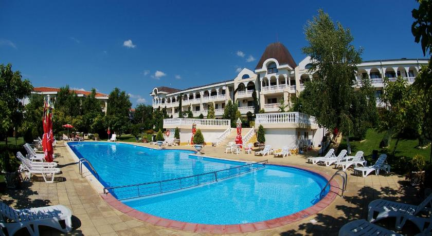 Басейн South Beach Hotel - Jujen Briag