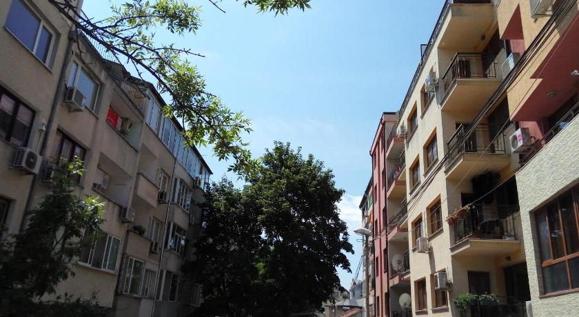 One-Bedroom Apartment - Surrounding environment Europroperties Varna Central Apartment