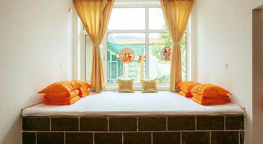 Double Room with Kang Bed Biyuan Farm Stay