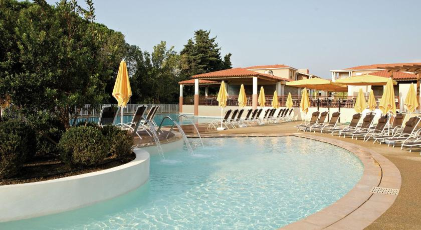 One-Bedroom Apartment - Swimming pool Apartment Mimozas Resort Cannes II