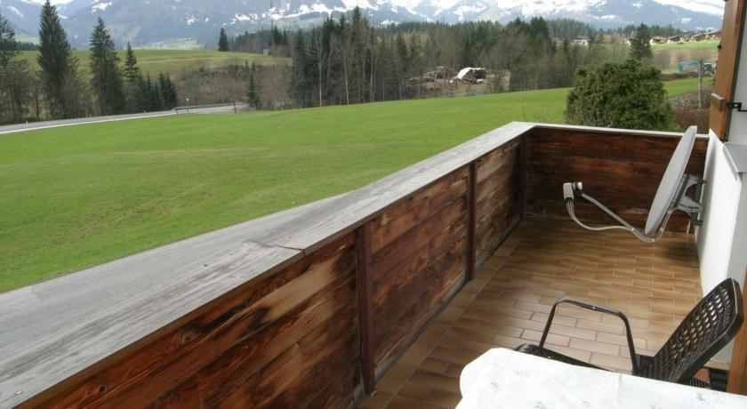 Balcony/terrace Apartment Pillersee Sud 1