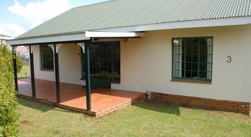 Vchod Kloofsig Holiday Cottages