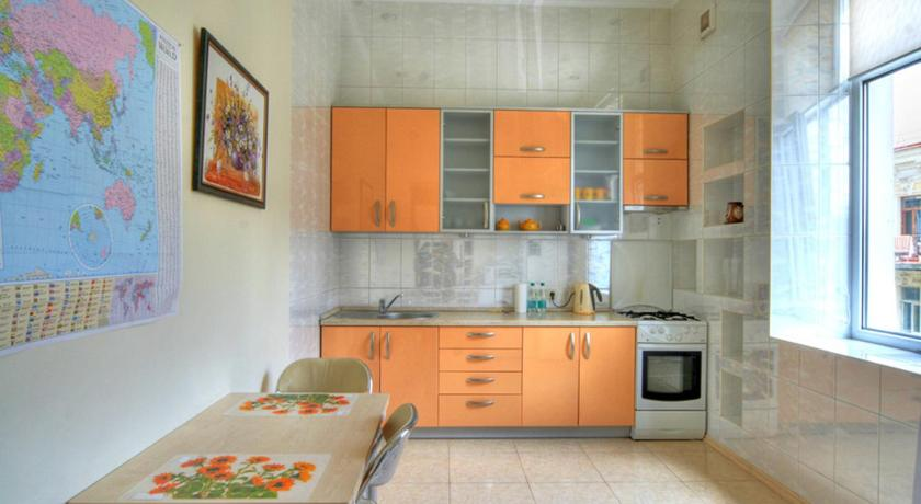 One bedroom apartment at 3 Kostelna str, near Independence square