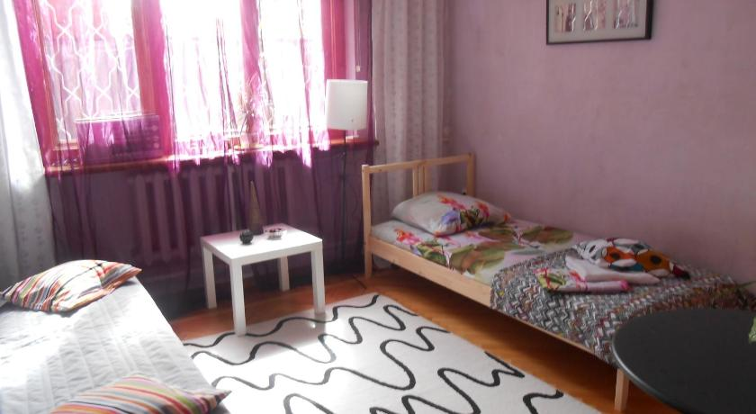 Standard Twin Room with Shared Bathroom Guest House Muraveynik