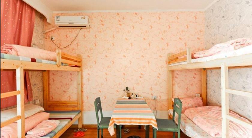 Bed in 8-Bed Dormitory Room - Bed Suzhou Qishe Art Youth Hostel