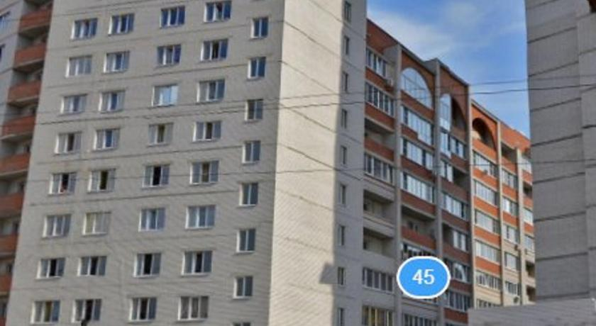 Entrance Apartment Mironova 45