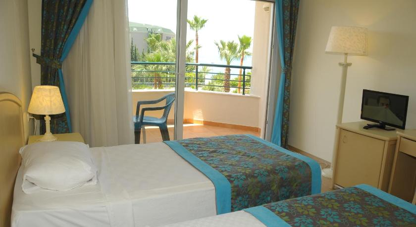 Annex Economy Double Room - Habitació Aska Just In Beach - All Inclusive