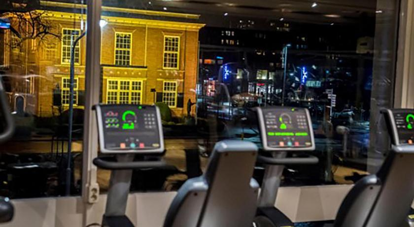 Fitness center Hotel De Beurs
