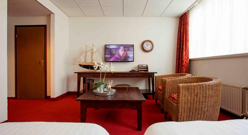 Economy Single Room - Guestroom Hotel De Beurs