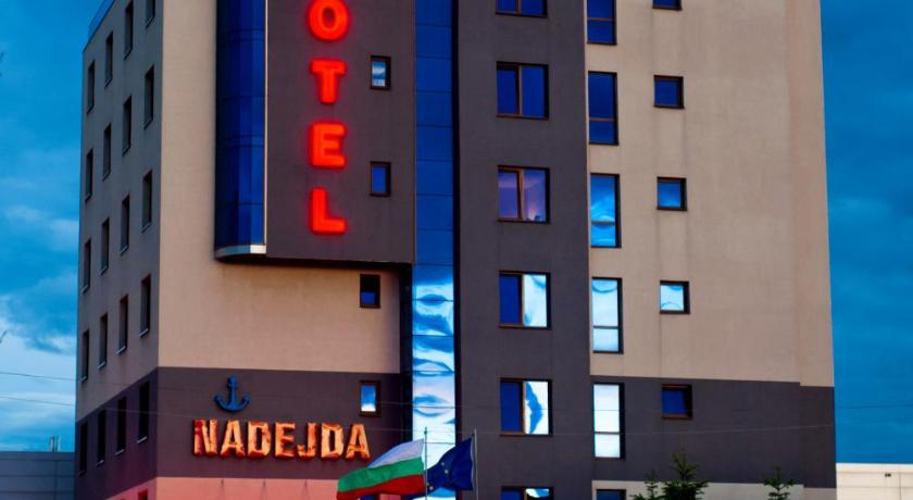 More about Nadejda Hotel
