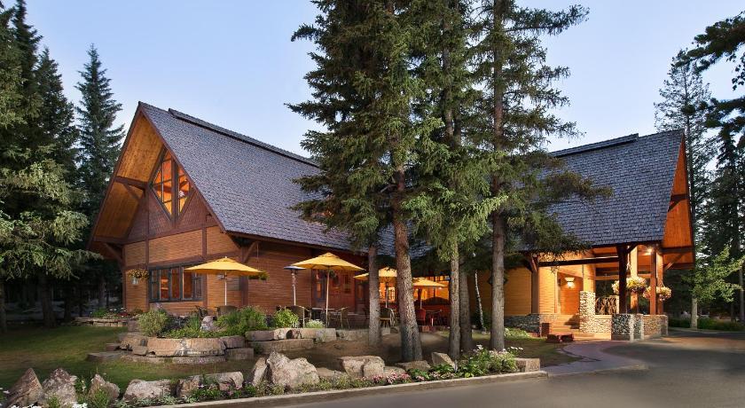 Banff Buffalo Mountain Lodge In Canada North America