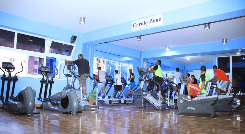 Fitnesscenter Bole Rock Guest House