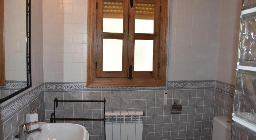 Bathroom Casa Rural El Gandulillo