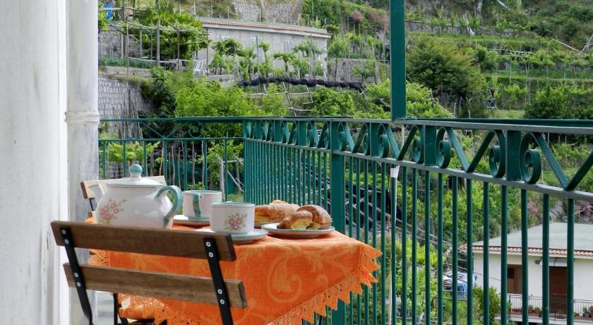 Balcony/terrace Casa Tea