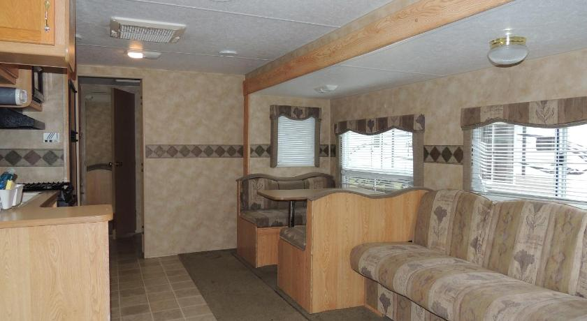 More about Lake George Escape 40 ft. Travel Trailer 56