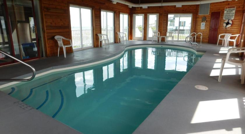 Piscina Grand View Inn & Cottages